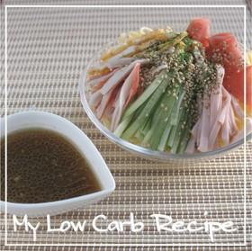 糖質オフ*冷麺のタレ
