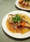 ご飯に合う♪ 秋鮭の和風きのこあんかけ