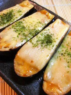 なすの味噌チーズ焼き✿