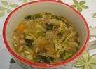 野菜たっぷり健康スープ