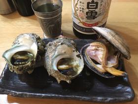 サザエのつぼ焼き【フライパン】...