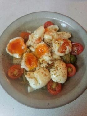 茹で卵和え(血管ダイエット食872)