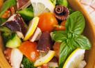 野菜たっぷり!タコのマリネサラダ