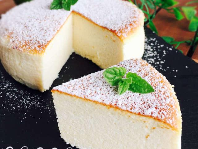 ヨーグルト チーズ ケーキ