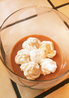 ココナツ・ミルクのホイップクリーム♪
