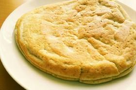 超簡単!低糖質!! プロテインパンケーキ