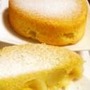 マスカット丸ごとゴロゴロ♡焼きケーキ♡
