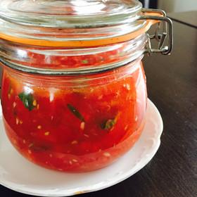 冷製万能トマトソース♪ケッカソース