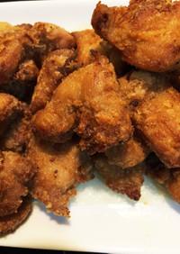 フライパンで北海道ザンギ(鶏の唐揚げ)♪