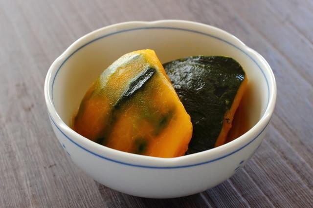 【京都丹波】かぼちゃの含め煮