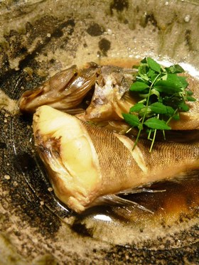 メバルの煮付け(基本の魚の煮付け)