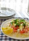 トルコ料理☆白いんげん豆のタヒンサラダ