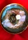 かぁちゃんのサバ缶温麺(冷やし)
