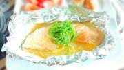 フライパンで簡単!鮭の味噌マヨホイル焼きの写真