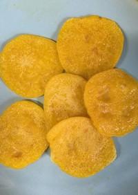 かぼちゃのパンケーキ 離乳食後期