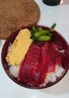 マグロの漬けタレ(漬けマグロ丼)