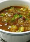 ⅲゴーヤと小豆のスープ
