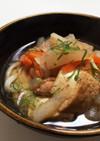 香川の郷土料理 しっぽくうどん