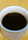 即席・簡単 ほろ苦コーヒーゼリー