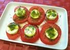簡単♡トマト&ズッキーニのカプレーゼ風♡