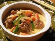 鶏肉のミルク煮☆ガラムマサラ風味の写真