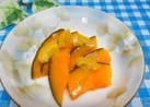 ♪レンジで簡単♪南瓜レモン