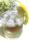 梅酒レモン