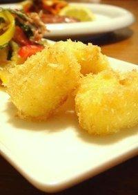 モツァレラチーズのフライ