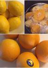 炊飯器で簡単!オレンジ&レモンジュース♪