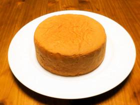 簡単!しっとりふわふわスポンジケーキ