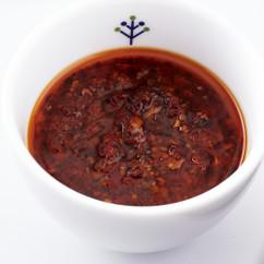 イタリアン食べるラー油