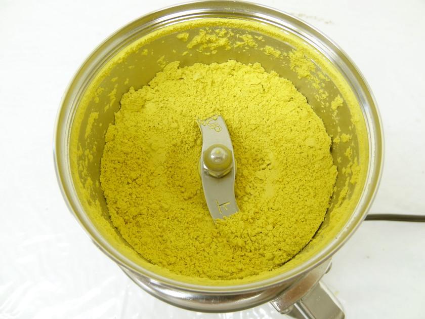 野菜パウダー作り 製粉機コナッピー