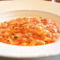 パッパ アル ポモドーロ(パンとトマトのスープ)
