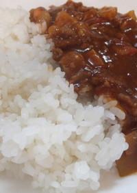 余ったスープで☆簡単カレー!
