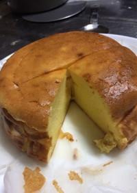 簡単、ベイクドチーズケーキ(*^^*)