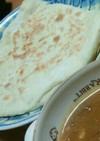 強力粉de簡単おいしいチーズナン