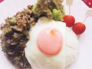 簡単♡食べやすいガパオライス(#^^#)の写真