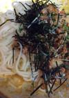 ☆キムチ納豆の冷麦☆