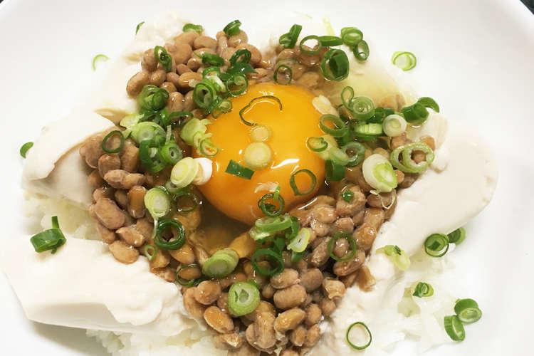 卵 豆腐 納豆 筋肉を増やすにはプロテインか納豆か