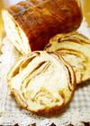 【トヨ型小】メイプルマーブルラウンドパン