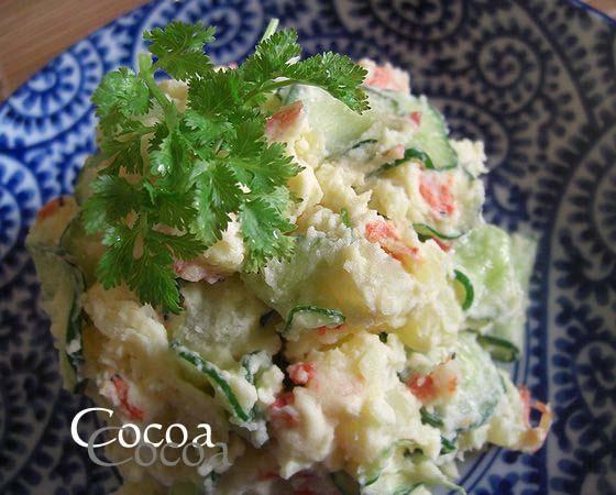 タイ風♪ポテトサラダ