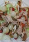 豚と温野菜(血管ダイエット食888)