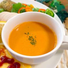濃厚♡エビのビスク スープ