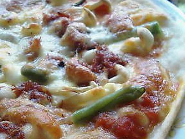 ピザ 作り方