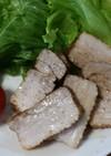 豚ブロックの梅紅茶煮