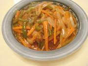 みんな大好き鮭の野菜どっさりあんかけ♡の写真