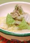 白菜とえのきだけのパッと煮