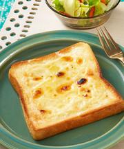 悪魔のチーズトーストの写真