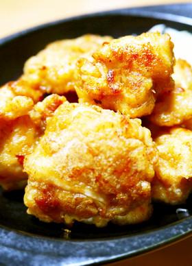 運動会のお弁当に♪柔らか鶏むね肉の唐揚げ