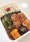 毎日男弁当⁂鯖塩焼き夏の終わりのお弁当